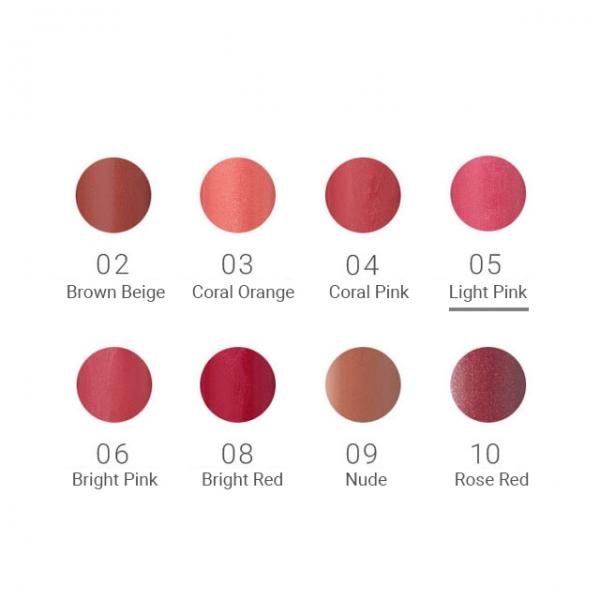 Naturaglacé Rouge Moist 05 Light Pink