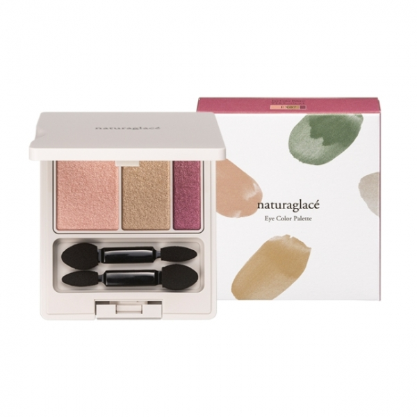 Naturaglacé Eye Color Palette EX07 Gold x Fig