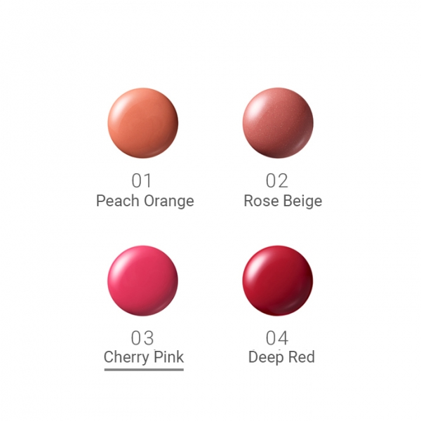 Naturaglacé Liquid Rouge 03 Cherry Pink