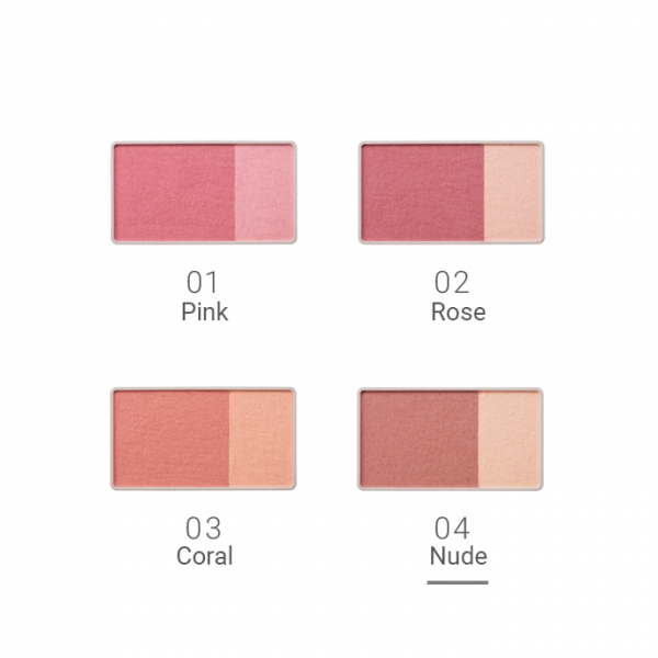 Naturaglacé Cheek Blush 04 Nude